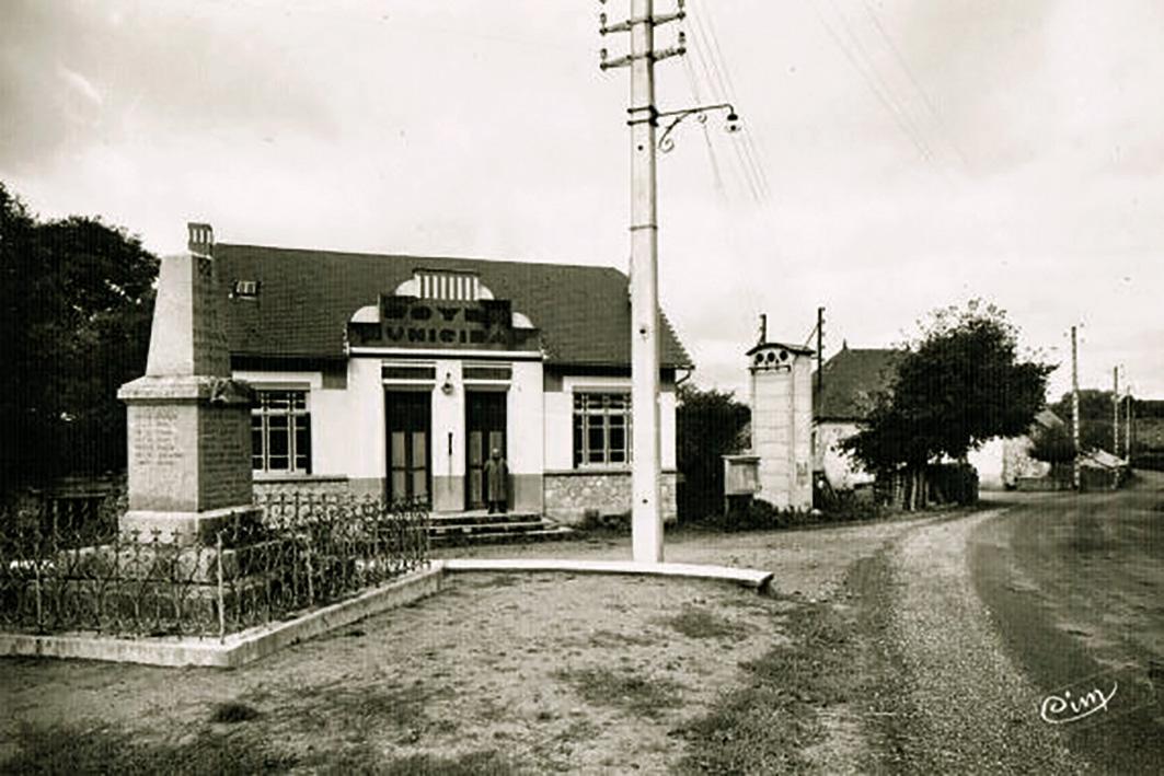 1927-1938 – La mise en place du réseau de premier établissement