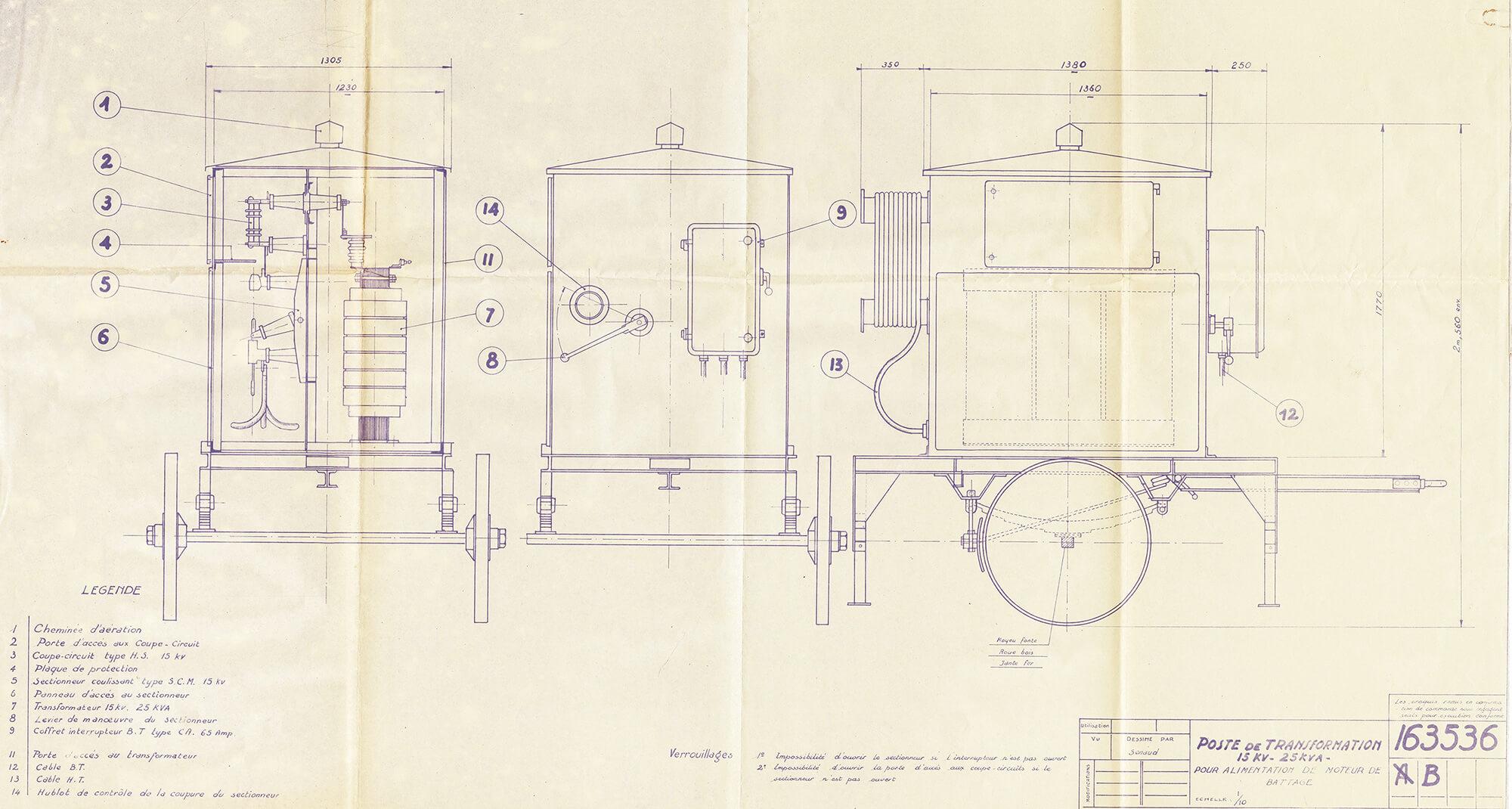 1940 – Lancement des travaux d'extension aux écarts / Adhésion de nouvelles communes