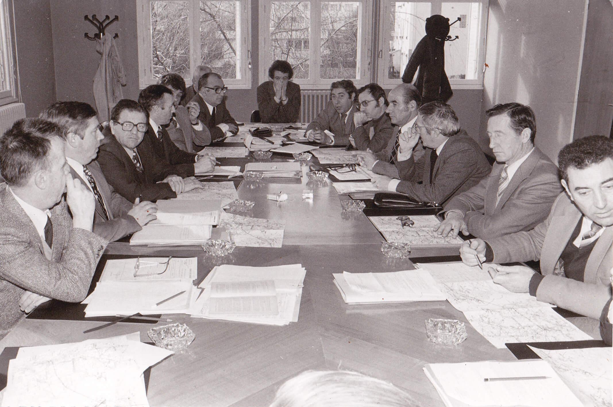 1946 – Nationalisation de l'électricité et création d'EDF