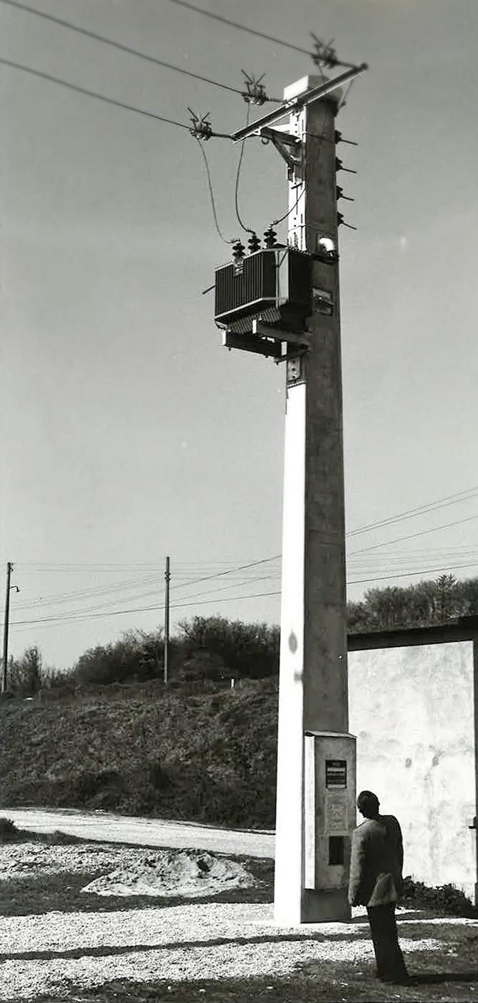 1959 – Renforcer les réseaux pour accompagner le boom de l'électricité